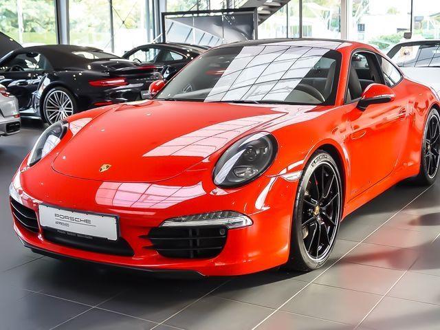 Porsche 991 (911) Carrera S Coupe Sehr gepflegt, Jahr 2013, petrol