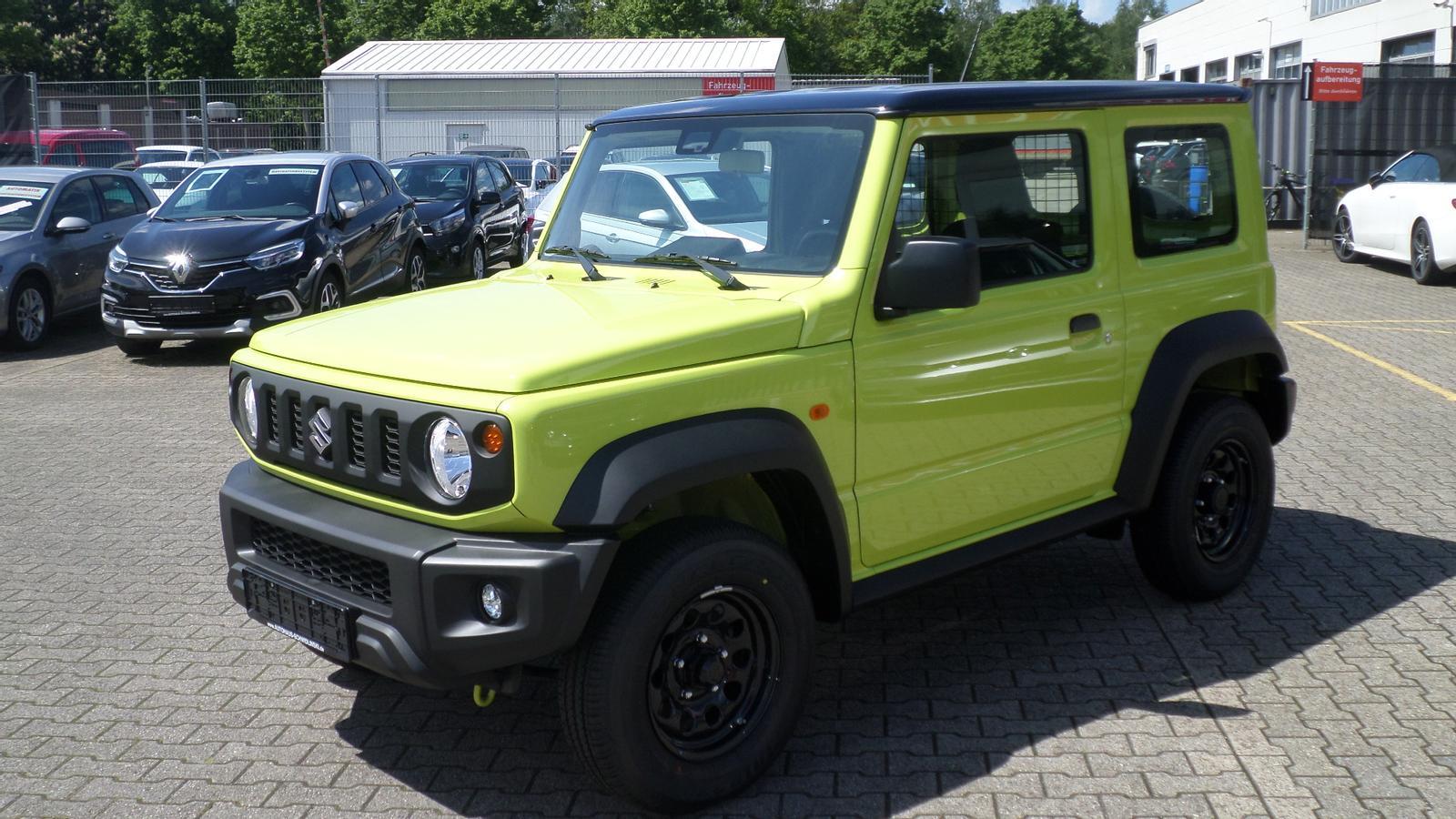 Suzuki Jimny 1.5 ALLGRIP Comfort SOFORT !!, Jahr 2021, Benzin