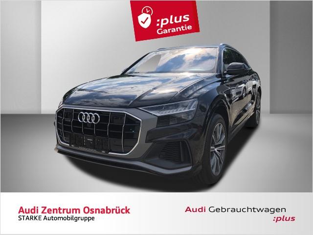 Audi Q8 50 TDI quattro Tiptronic S-line Sportpaket HUD, Jahr 2018, Diesel