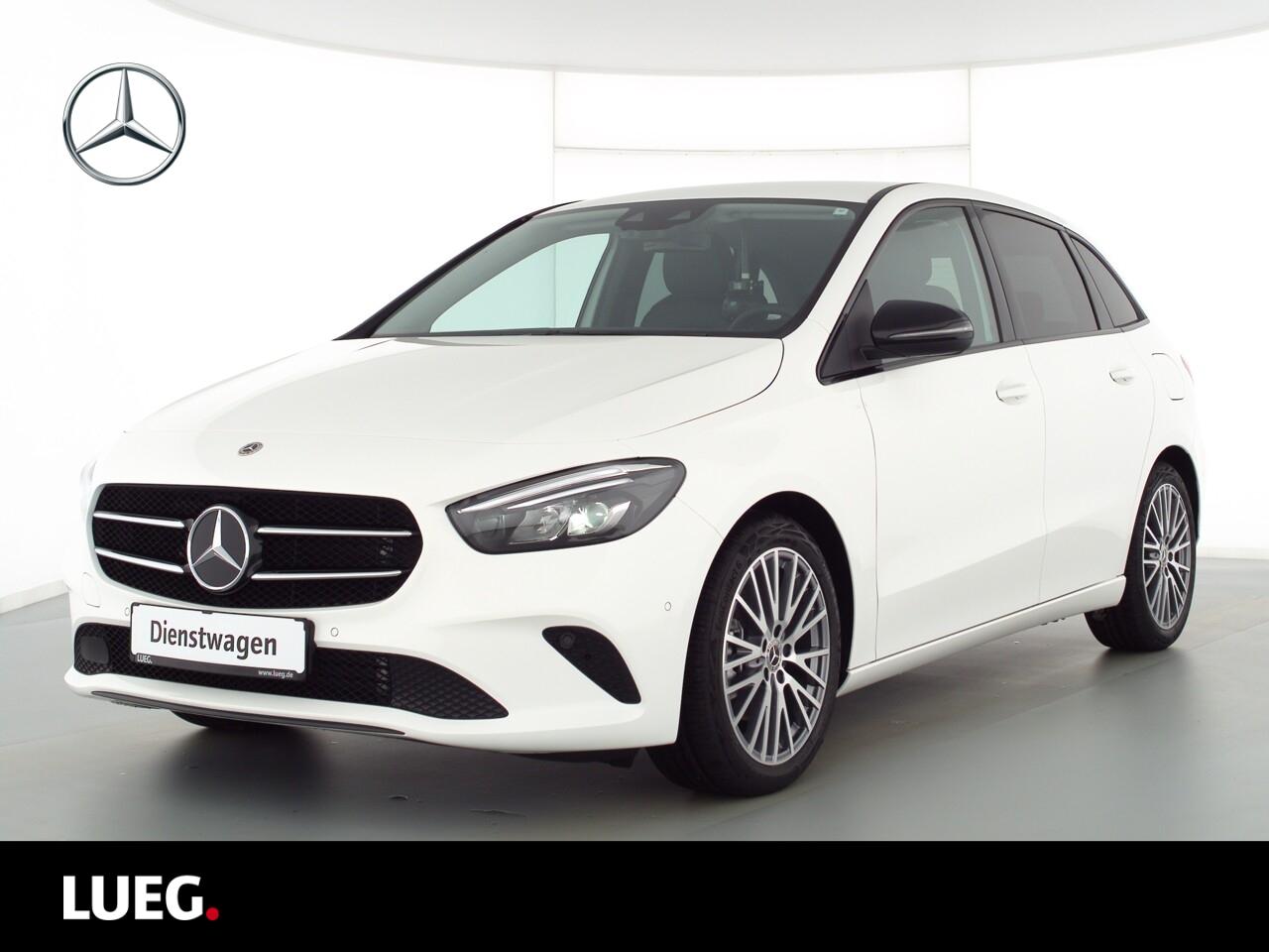 Mercedes-Benz B 200 PROGRESSIVE+NIGHT+LED+KAMERA+MBUX-HIGH+PTS, Jahr 2021, Benzin