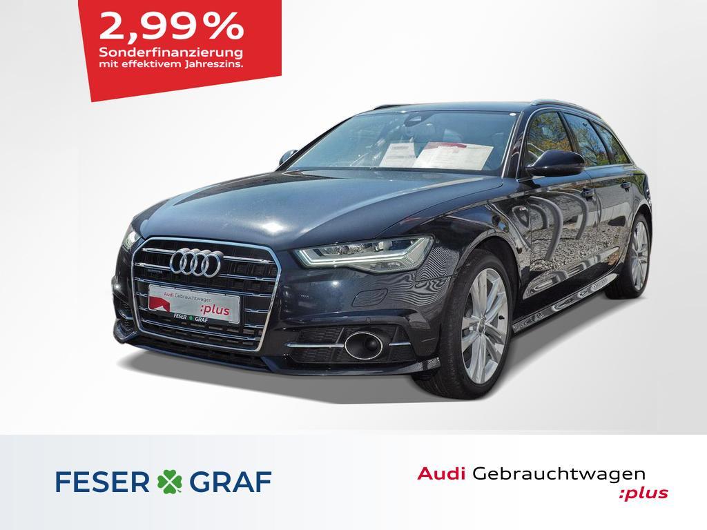 Audi A6 Avant S line 3.0 TDI quattro tiptr. Standhzg., Jahr 2017, Diesel
