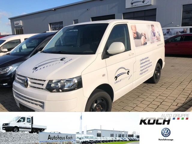 Volkswagen T5 Kombi Kasten 2,0TDI Klima,Tempomat, el. Fh., Jahr 2013, Diesel