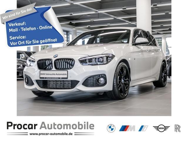 BMW 125d M Sport Edition Sport-Aut. Navi Prof. LED, Jahr 2017, Diesel