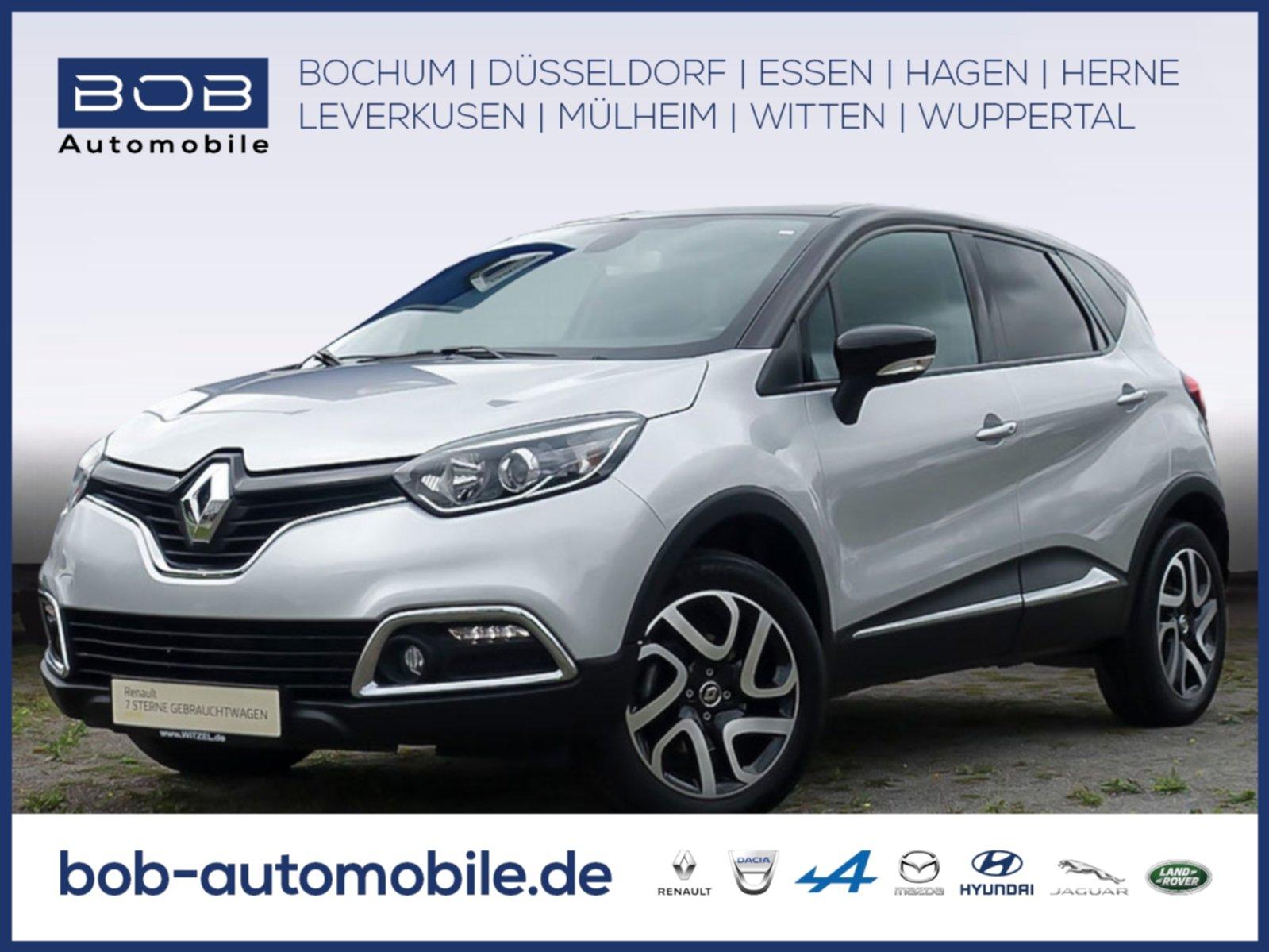 Renault Captur Intens TCe 120 NAVI SHZ PDC KLIMA ALU, Jahr 2017, Benzin