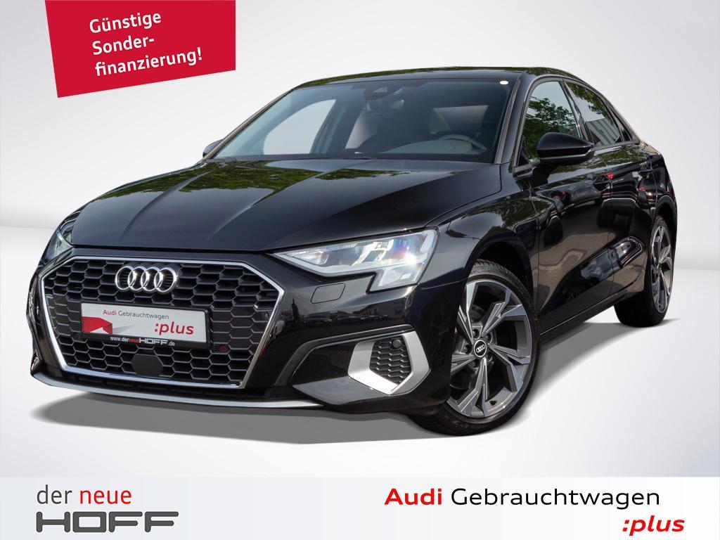Audi A3 Limousine 35 TFSI advanced 18 Zoll Navi Plus, Jahr 2021, Benzin