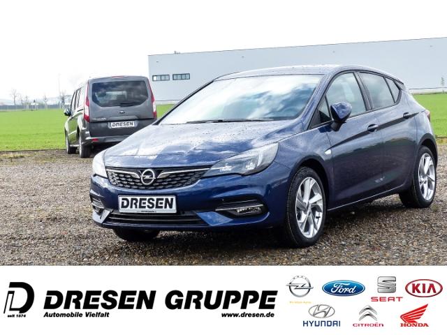 Opel Astra 5-Türer GS-Line 1.2 Direct Injection Turbo/Sitzheizung/LED-Scheinwerfer, Jahr 2021, Benzin