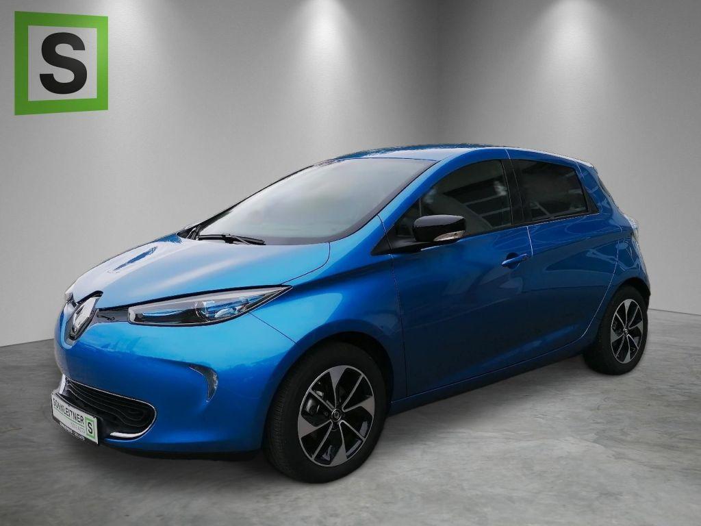 Renault ZOE (ohne Batterie) 41 kwh Intens 2857, Jahr 2018, Elektro