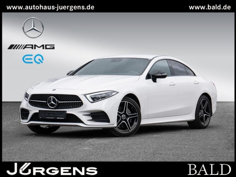 Mercedes-Benz CLS 220 d AMG-Sport/Comand/Wide/ILS/Burm/Cam/19, Jahr 2020, Diesel