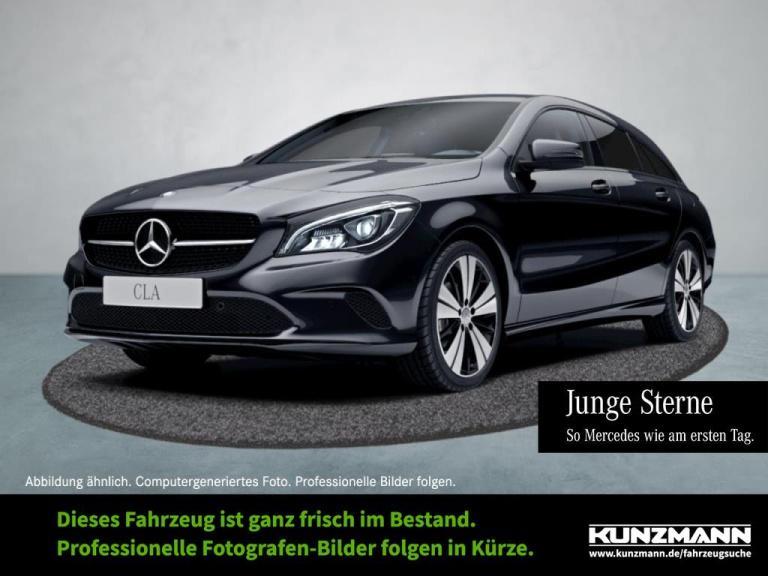 Mercedes-Benz CLA 180 d SB Urban Night Kamera ParkPilot LED, Jahr 2016, Diesel