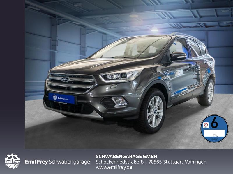 Ford Kuga 2.0 TDCi 4x4 Aut. Titanium AHK Xenon PDC, Jahr 2019, Diesel