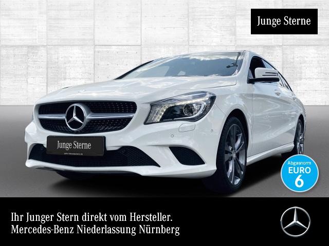 Mercedes-Benz CLA 200 SB Urban Xenon Navi Sitzh Sitzkomfort, Jahr 2015, Benzin