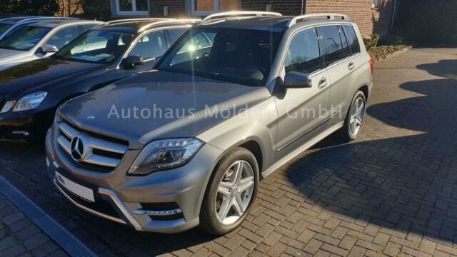 Mercedes-Benz GLK 250 CDI Automatik *Garantie*AMG*275 mtl, Jahr 2012, diesel