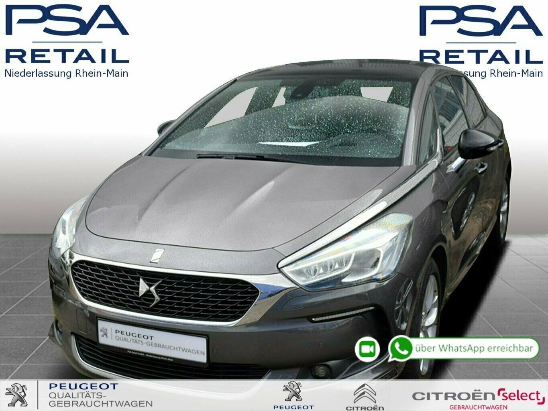 DS Automobiles DS5 BlueHDi 180 EAT6 Business Class *HeadUp*Keyless*, Jahr 2017, Diesel