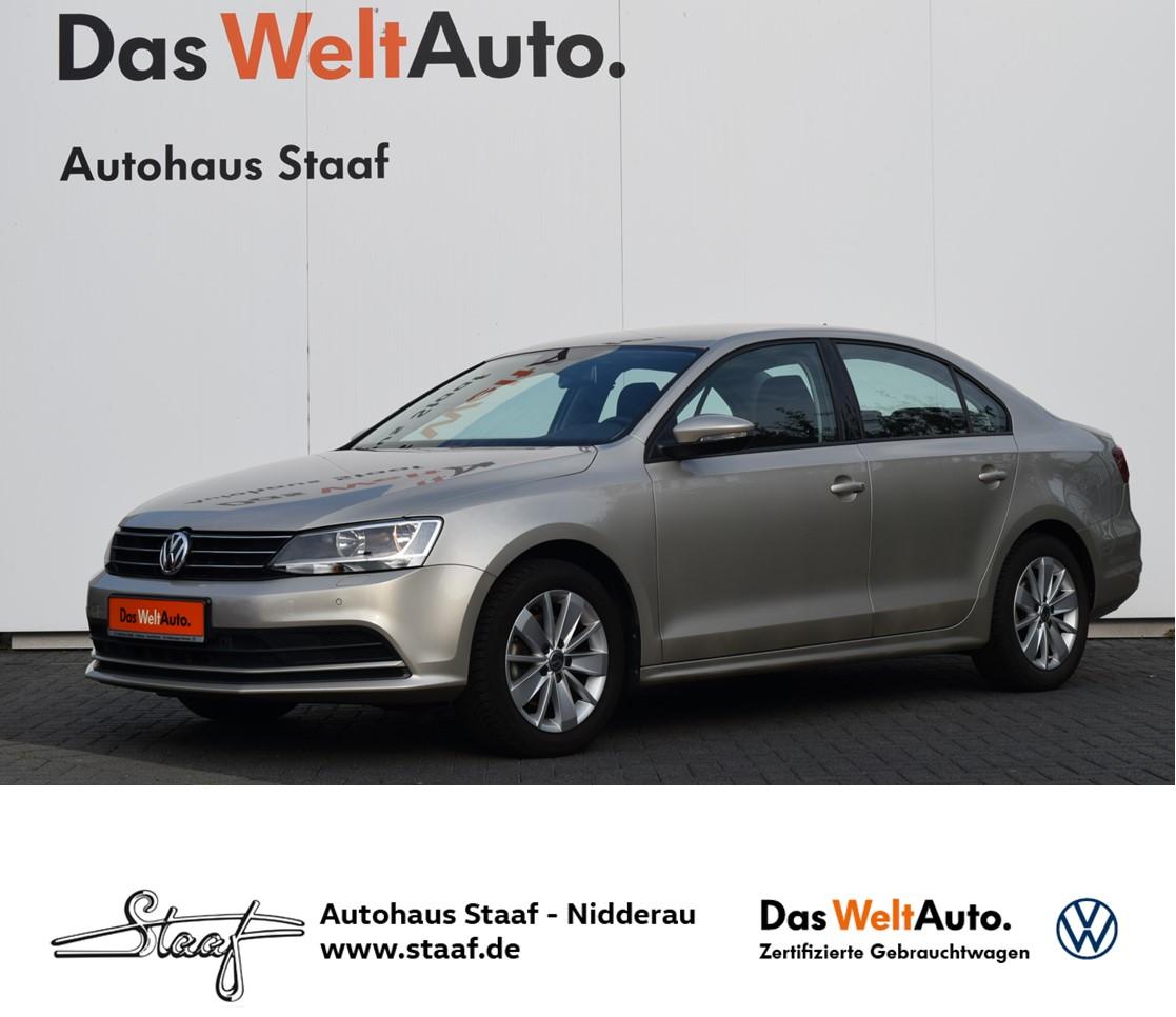 Volkswagen Jetta 1.2 TSI 105PS PDC+SITZHEIZUNG+6-GANG, Jahr 2016, Benzin