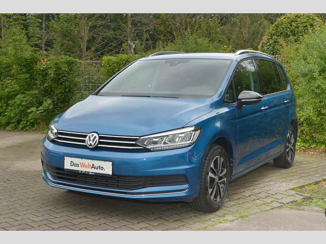 Volkswagen Touran IQ.DRIVE 1.5 TSI DSG Navi LED Parklenk ACC 7 Sitzer 3 Jahre Anschlussgarantie, Jahr 2019, Benzin