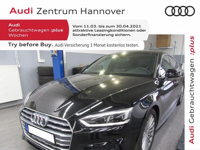 Audi A5 Sportback 40 TFSI sport (EURO, Jahr 2019, Benzin