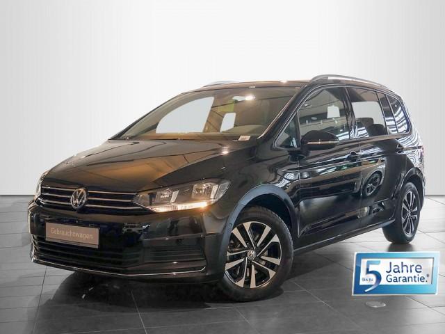Volkswagen Touran 1.5TSI DSG IQ.DRIVE NAVI 7-Sitze SHZ, Jahr 2019, Benzin