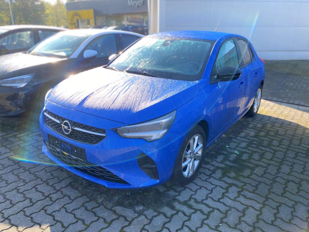Opel Corsa 1.2 Turbo Edition Navi PDC SHZG LHZG RFK, Jahr 2020, Benzin