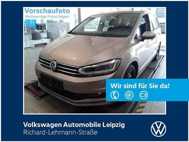 "Volkswagen Touran ""SOUND"" 1.4 TSI *AHK*Navi*LED*App-Connect*, Jahr 2018, petrol"