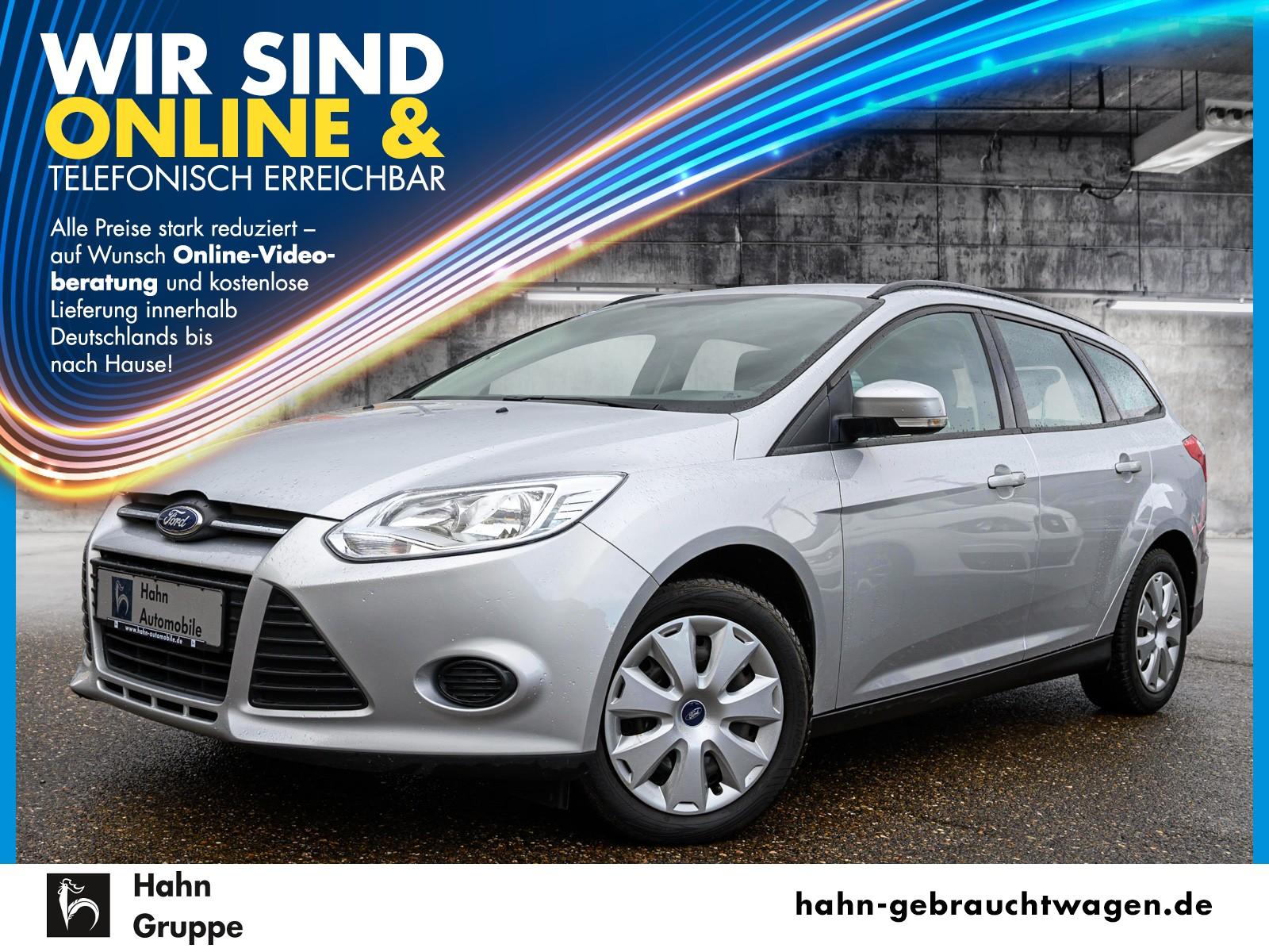 Ford Focus 1.6 Turnier Trend Einparkh Klima, Jahr 2012, Benzin