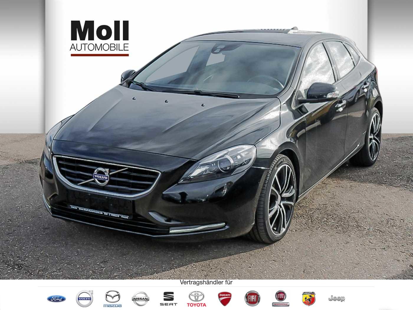 Volvo V40 T2 You Xenon AHK Tempomat Klima, Jahr 2014, petrol