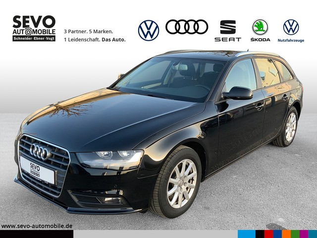Audi A4 Avant 2.0 TDI Multitronic Attraction, Jahr 2015, Diesel