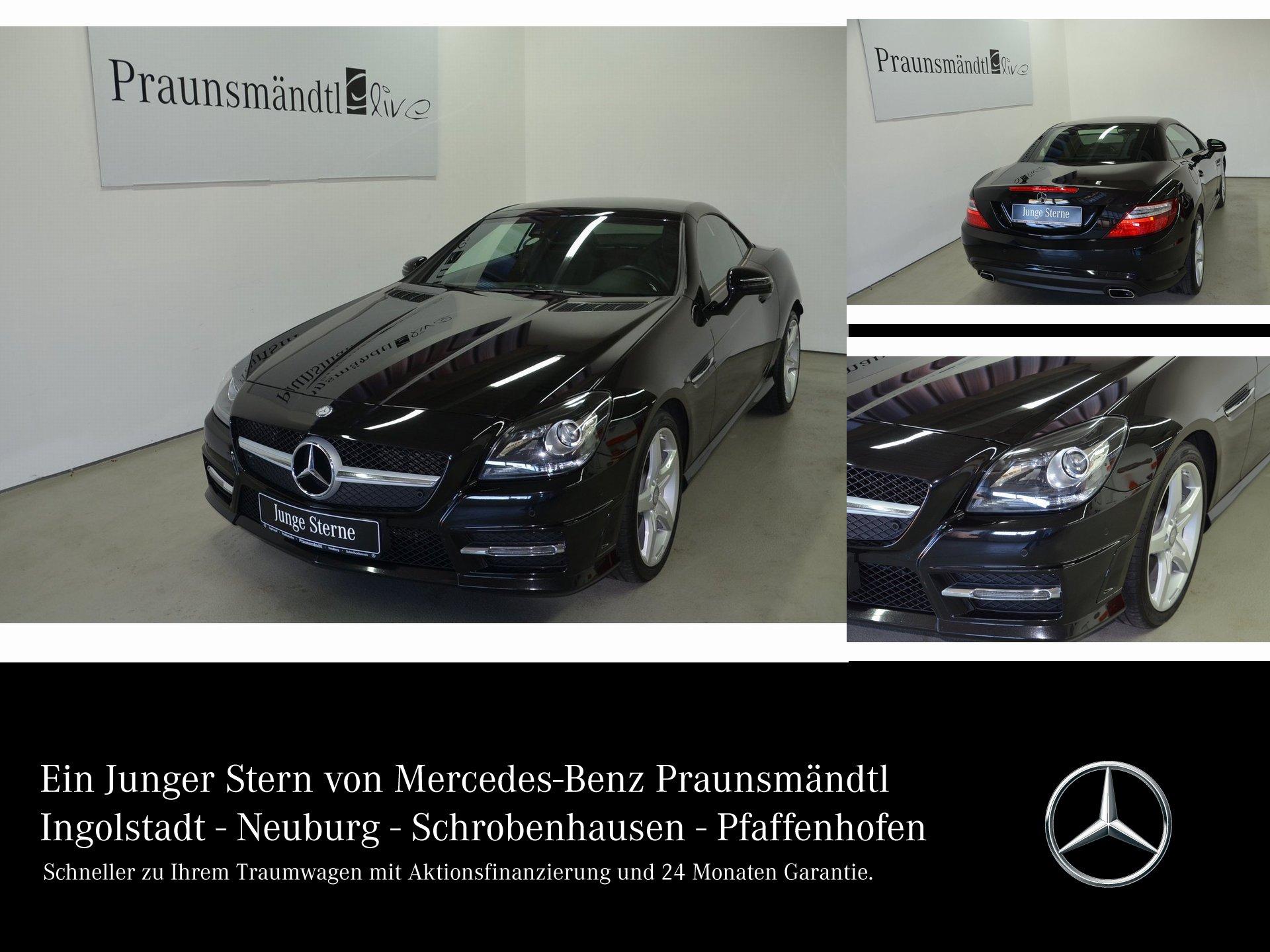 Mercedes-Benz SLC 200 AMG 9ATG/Comand/PTS/Airscarf/Sound/SHZ, Jahr 2015, Benzin