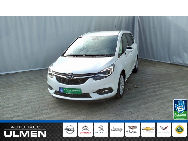 Opel Zafira C Business Innovation 2.0 CDTI EU6 Navi Voll-LED Klimaauto.Sitzherizung PDCvo+hi+Kamera, Jahr 2017, Diesel