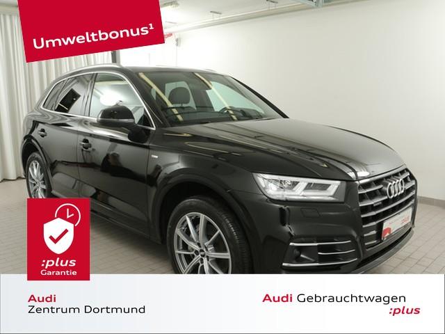 Audi Q5 55TFSI e qu. S line/ACC/Tour/20Zoll/eSitz/VC, Jahr 2020, Hybrid