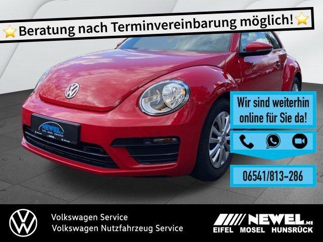 Volkswagen Beetle 1.2 TSI BMT *KLIMA*PDC*SHZ*TEMPOMAT*ESP**, Jahr 2016, Benzin