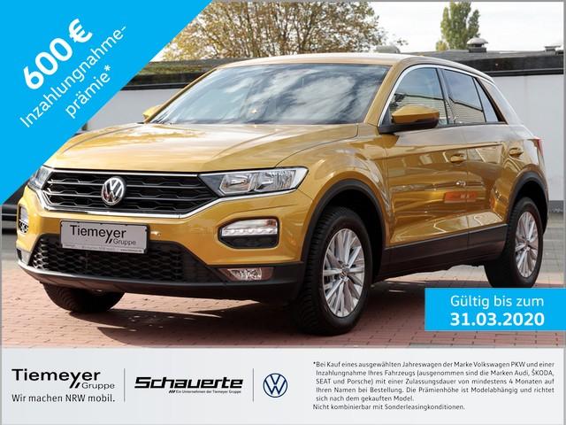 Volkswagen T-Roc 1.0 TSI Navi MFL LM16, Jahr 2019, petrol