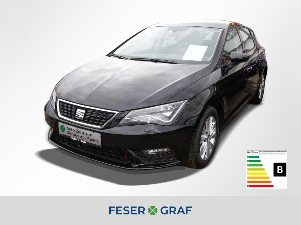 Seat Leon Style 1.5 TSI *LED*NAVI*PDC VO+HI*, Jahr 2020, Benzin