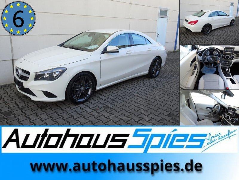 Mercedes-Benz CLA 180 d Lim. EURO6 Nav Alu18 Harman TeilLeder, Jahr 2016, Diesel