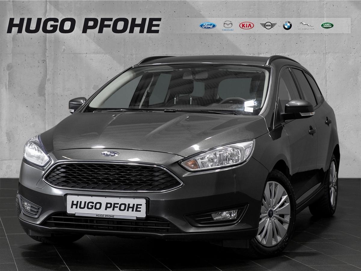 Ford Focus Turnier Business Edition 2018er, Jahr 2018, Benzin