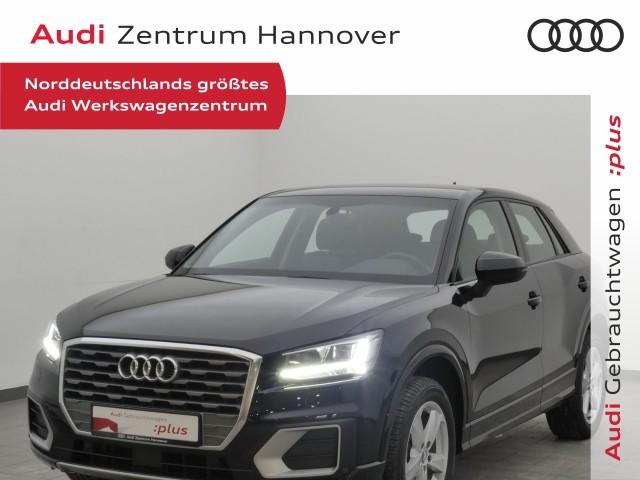 Audi Q2 1.4 TFSI Sport, virtual, LED, ACC, Navi, Jahr 2017, Benzin