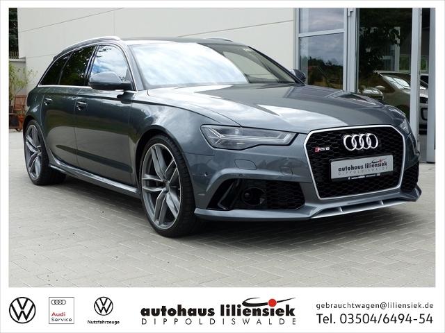 Audi RS6 Avant 4.0 TFSI quattro Tiptronic *LED*BOSE*N, Jahr 2017, Benzin