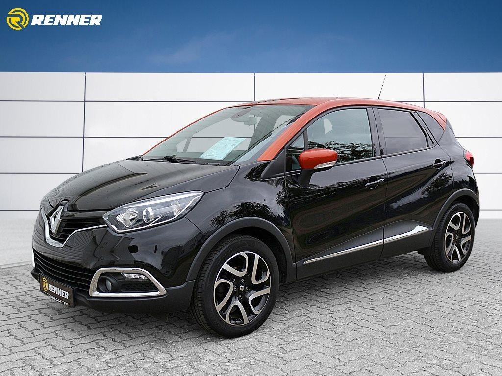 Renault Captur Luxe TCE 90 Navi Tempomat Klimaaut. BT, Jahr 2014, Benzin