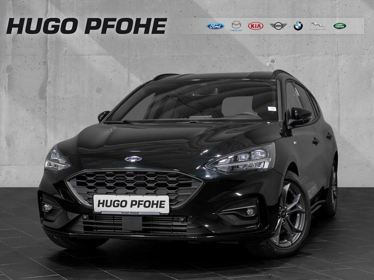 Ford Focus ST-Line Hybrid Turnier - UPE 31.339 EUR, Jahr 2020, Hybrid