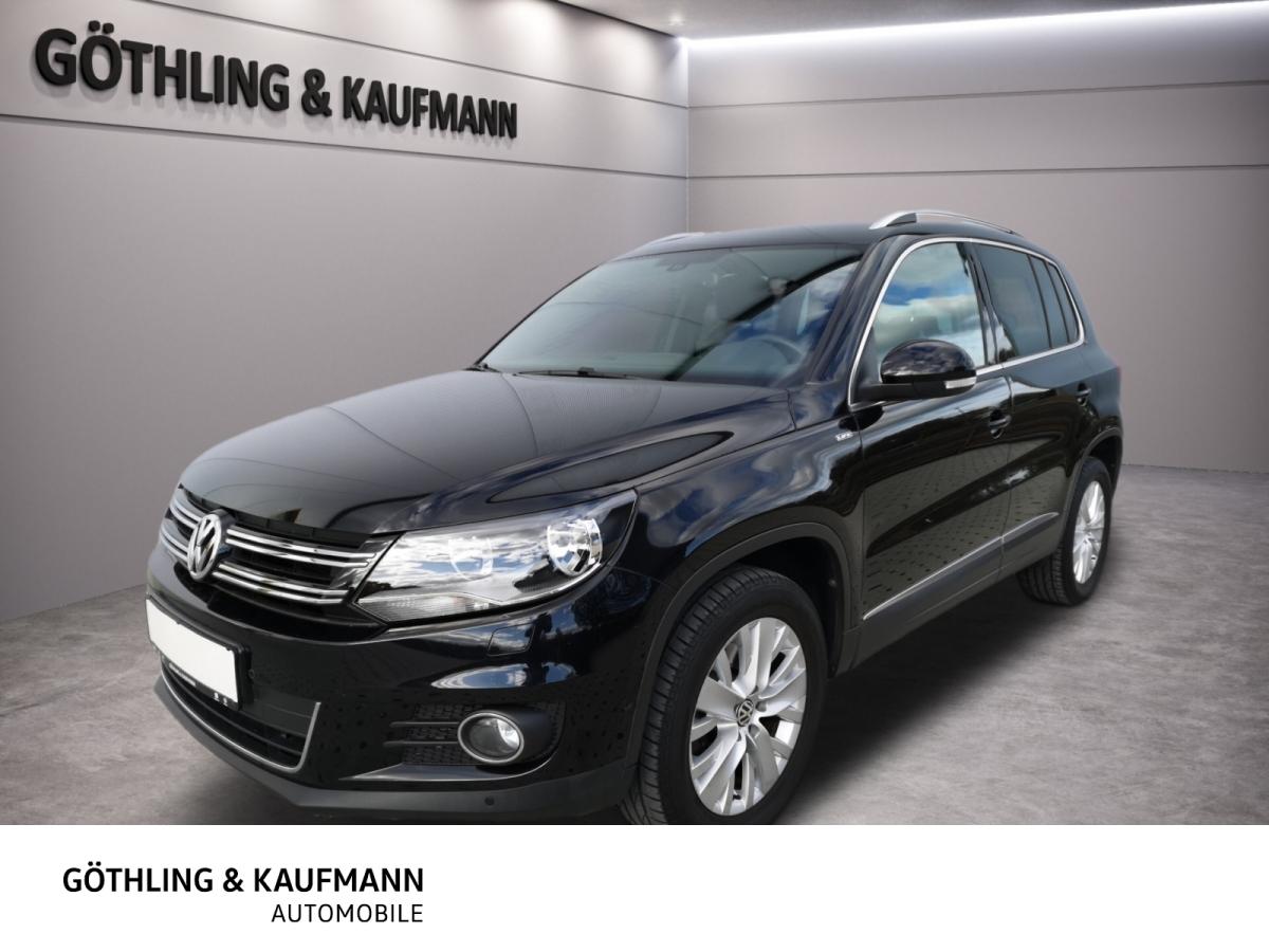Volkswagen Tiguan 2.0 TDI Life*Assist*PDC*SHZ*MFL*Klima*Pri, Jahr 2013, Diesel