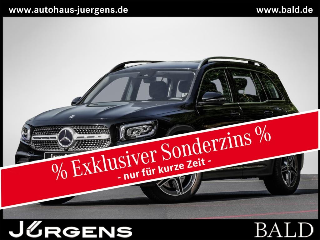 Mercedes-Benz GLB 250 4M AMG-Sport/Navi-Prem/LED/Kamera/SHZ/19, Jahr 2020, Benzin