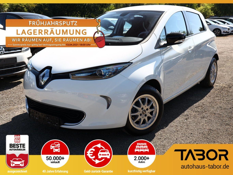 Renault Zoe Life R210 EasyP Navigation Klimaaut., Jahr 2014, Elektro