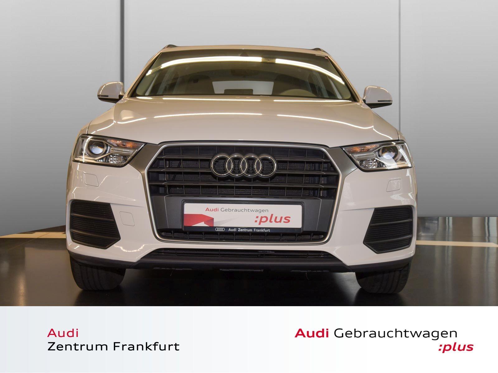 Audi Q3 1.4 TFSI Xenon PDC Sitzheizung Bluetooth, Jahr 2017, Benzin