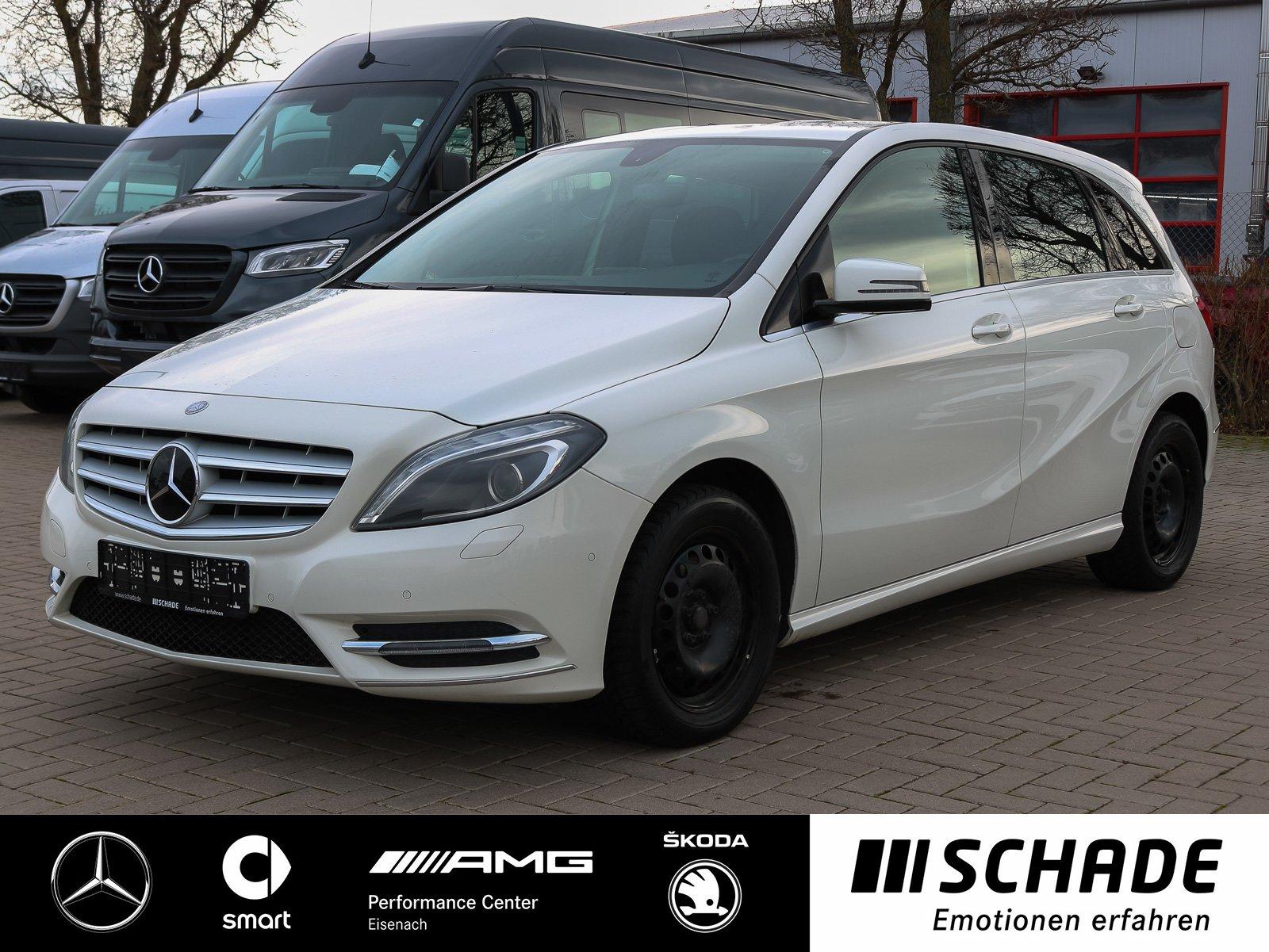 Mercedes-Benz B 200 CDI Xenon*Sitzheizung*Park-Pilot*Kamera*, Jahr 2013, diesel