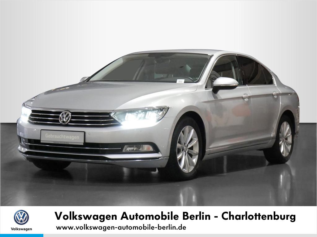 Volkswagen Passat 2.0 TDI Highline BMT, Jahr 2015, Diesel