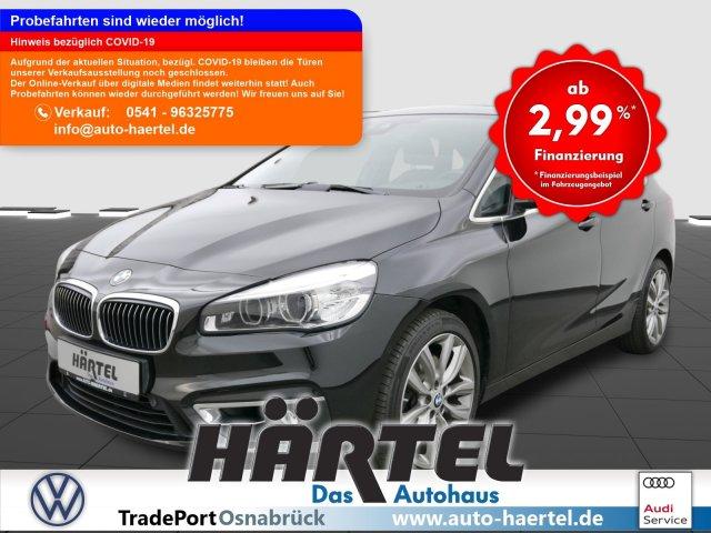 BMW 225i ACTiVE TOURER LUXURY LiNE STEPTRONiC (+LEDER+, Jahr 2014, Benzin