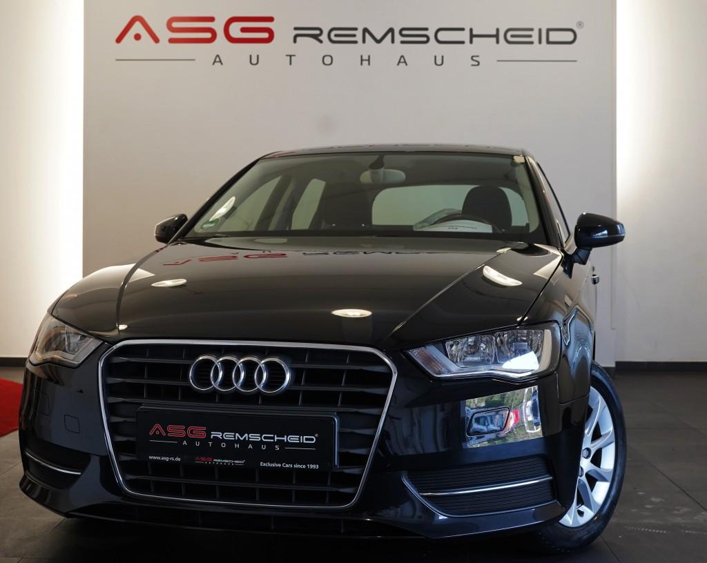 Audi A3 1.2 Sportback Attraction *Bluetooth *MMI *, Jahr 2014, Benzin