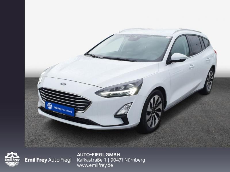 Ford Focus Turn. COOL&CONNECT *LED *WinterPkt *KAMERA, Jahr 2019, Diesel