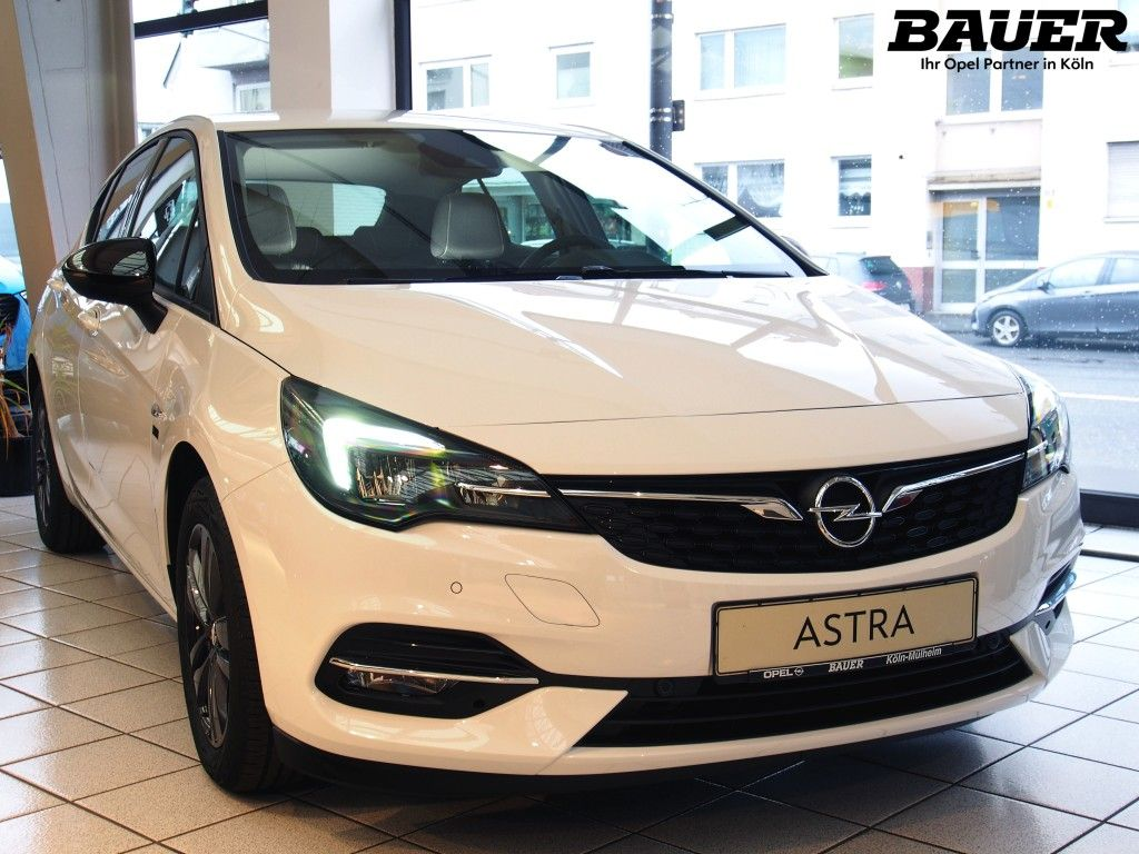 Opel Astra 1.2 Turbo 2020 Start/Stop, Jahr 2020, Benzin