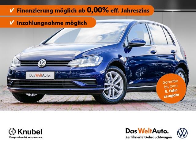 Volkswagen Golf VII Comfortline 1.0 TSI Navi Klima LightAss, Jahr 2019, Benzin