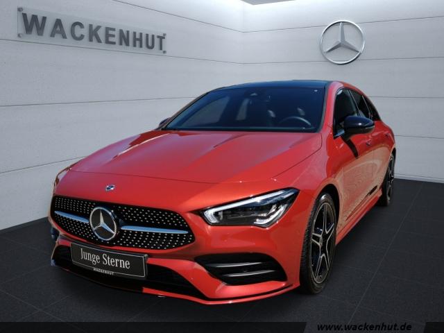 Mercedes-Benz CLA 250 Shooting Brake AMG Night Pano Multibeam, Jahr 2020, Benzin